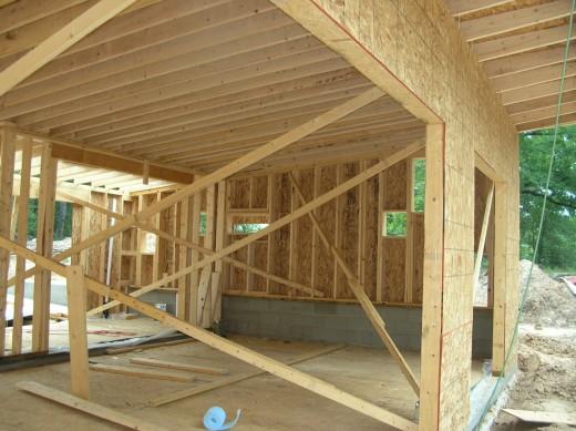 Advanced Framing | Synergy Building Company | Custom Construction ...